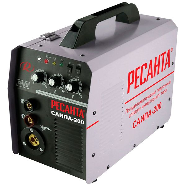 Сварочный аппарат Ресанта — САИПА-200C