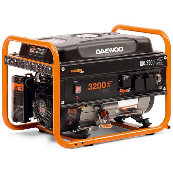 Генератор бензиновый Daewoo GDA 3500