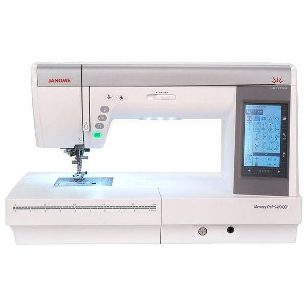 Швейная машина Janome MC 9400 QCP фото