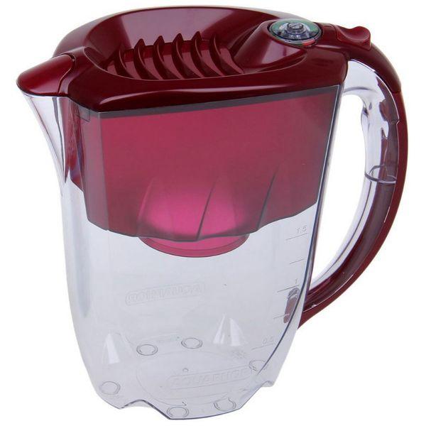 Фильтр для очистки воды Аквафор Престиж 2,8л c А5 вишневый