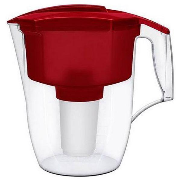 Фильтр для очистки воды Аквафор ГАРРИ красный