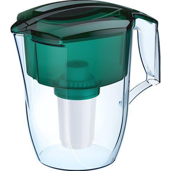 Фильтр для очистки воды Аквафор Кантри зеленый