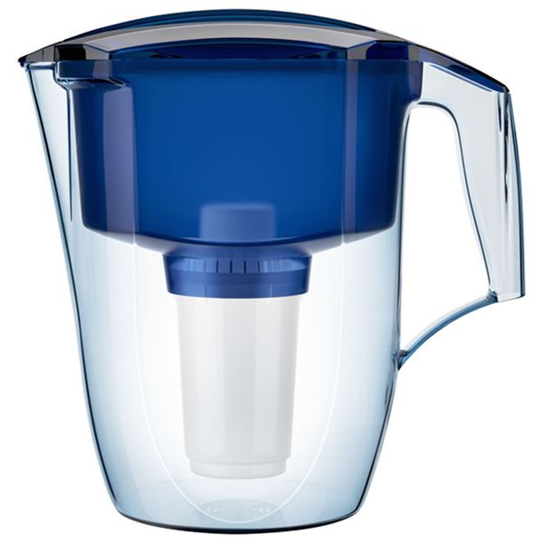 Фильтр для очистки воды Аквафор Кантри синий