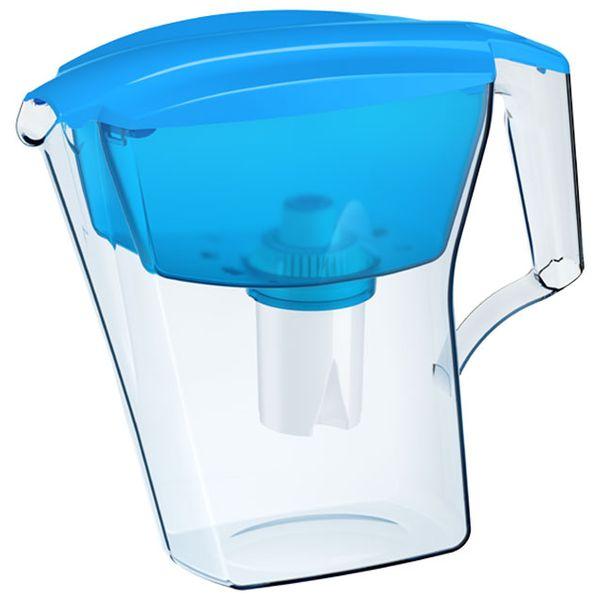Фильтр для очистки воды Аквафор Лайн голубой