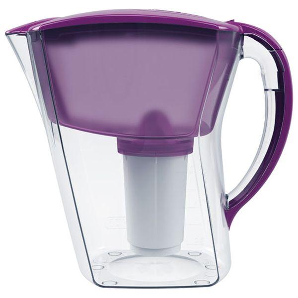 Фильтр для очистки воды Аквафор Аквамарин P 81А5F цикламеновый