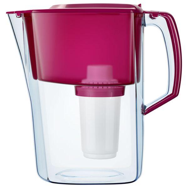 Фильтр для очистки воды Аквафор Атлант Р85В05 FM рубиново-красный
