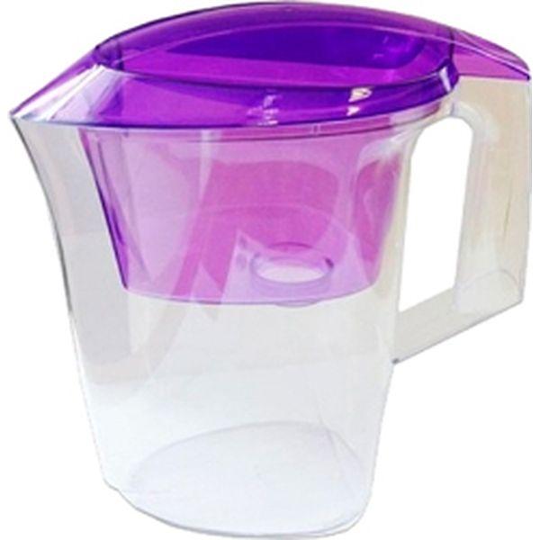 Фильтр для очистки воды Гейзер Аквилон сиреневый 3 л (62042)