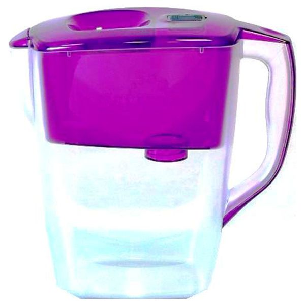Фильтр для очистки воды Гейзер Геркулес сиреневый 4 л (62043)