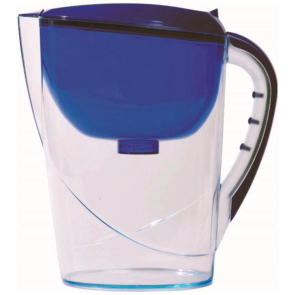 Фильтр для очистки воды Гейзер Сириус синий 3 7 л (62044)
