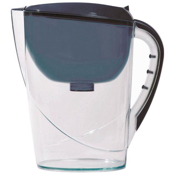 Фильтр для очистки воды Гейзер Сириус графит 3 7 л (62044)