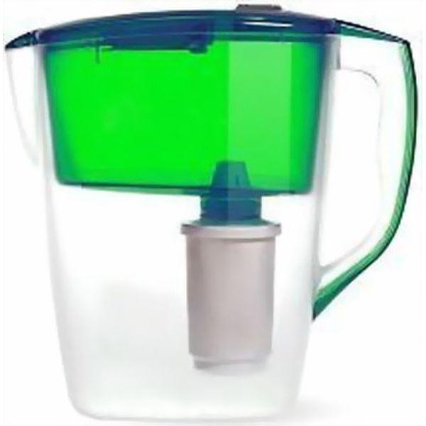 Фильтр для очистки воды Гейзер Геркулес зеленый 4 л (62043)