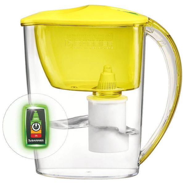 Фильтр для очистки воды Барьер ФИТ OptiLight В596Р00 бодрящий лимон