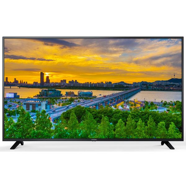 Телевизор Hyundai H-LED55U602BS2S Black