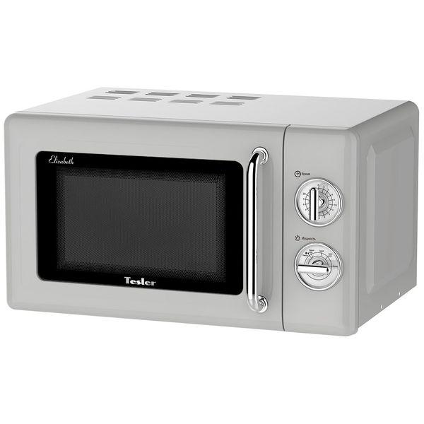 Микроволновая печь соло Tesler MM-2045 Grey TESLER
