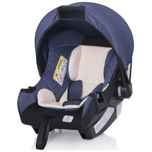 Детское автокресло Smart Travel First Blue 0-13кг (KRES2080)