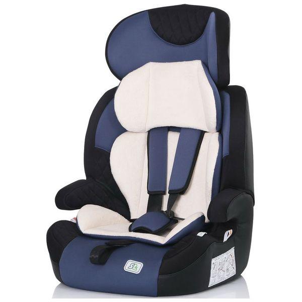 Детское автокресло Smart Travel Forward Blue 9-36кг (KRES2065)