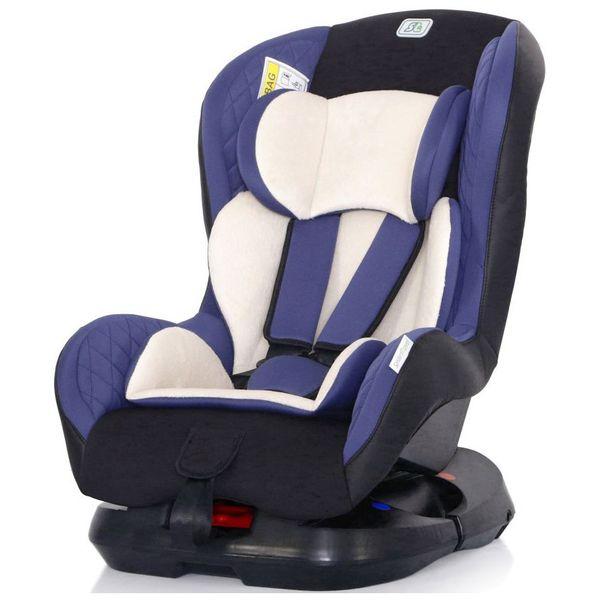 Детское автокресло Smart Travel Leader Blue 0-18кг (KRES2077)