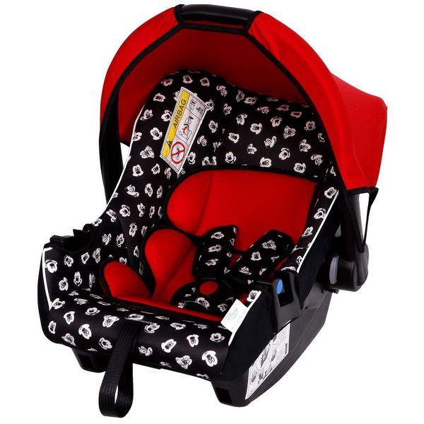 Детское автокресло Siger Disney Baby ЭЛ Микки Маус Red (KRES2656)
