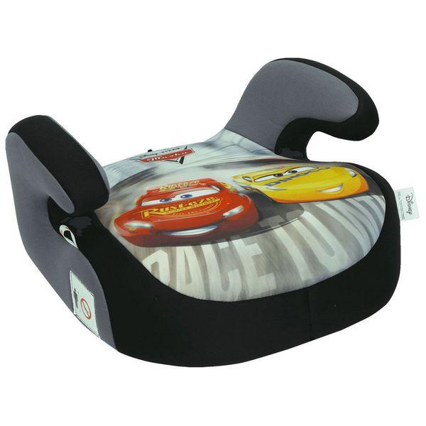 Детское автокресло Siger Disney Тачки Gray (KRES2672)