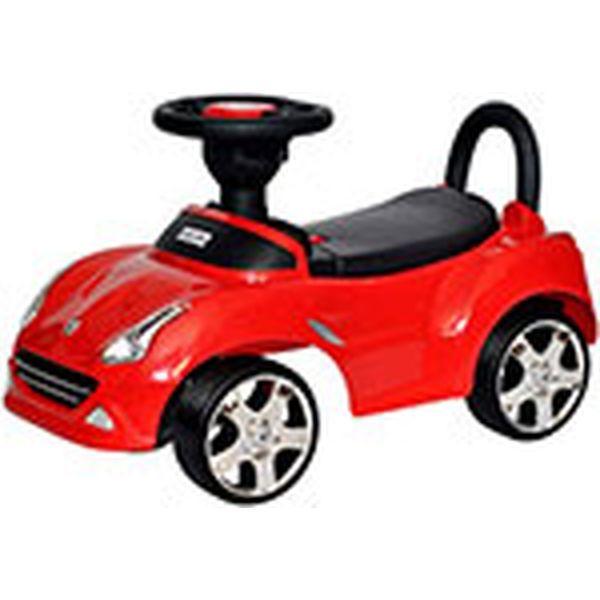 Игрушка-каталка Everflo машинка 613 Red (ПП100004317)