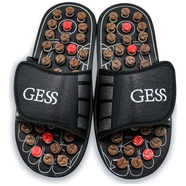 Массажные тапочки Gess uFoot (XL 44-45) GESS-204