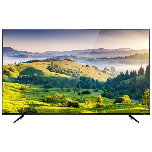 Купить Телевизор TCL L65P6US Metal Black в каталоге интернет магазина М.Видео по выгодной цене с доставкой, отзывы, фотографии - Новокузнецк