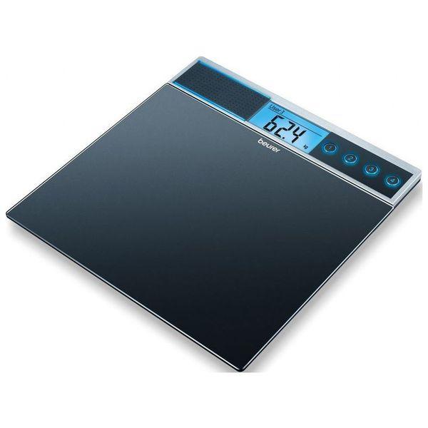 Купить Весы напольные Beurer GS 39 Stereo в каталоге интернет магазина М.Видео по выгодной цене с доставкой, отзывы, фотографии - Москва