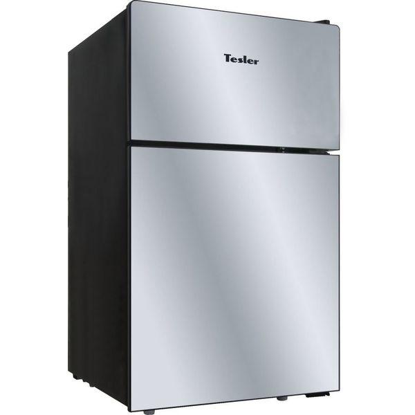 Купить Холодильник Tesler RCT-100 Mirror в каталоге интернет магазина М.Видео по выгодной цене с доставкой, отзывы, фотографии - Москва