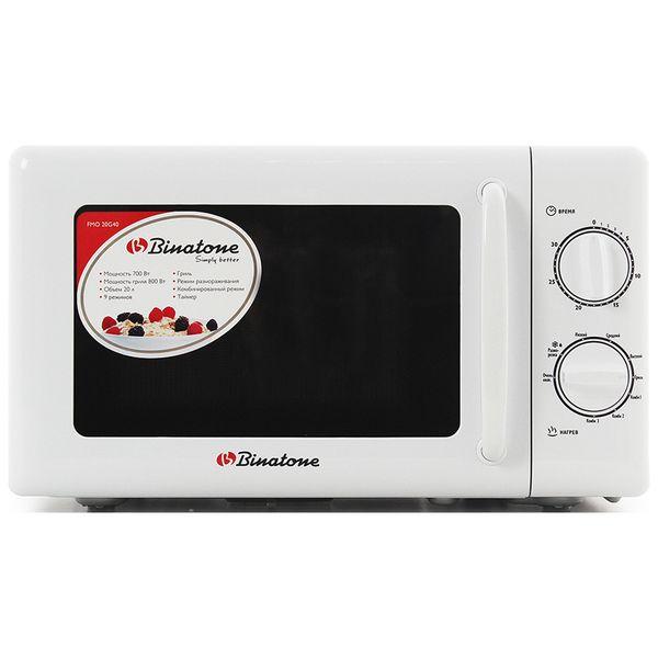 Микроволновая печь с грилем Binatone FMO 20G40