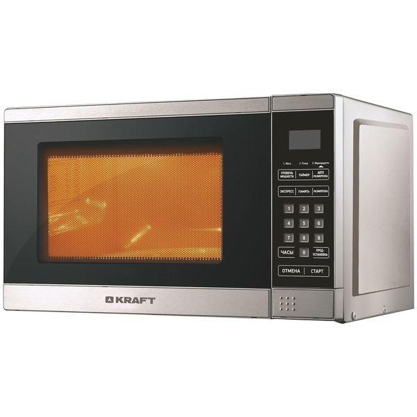 Микроволновая печь соло Kraft KF20MW7S-300 D фото