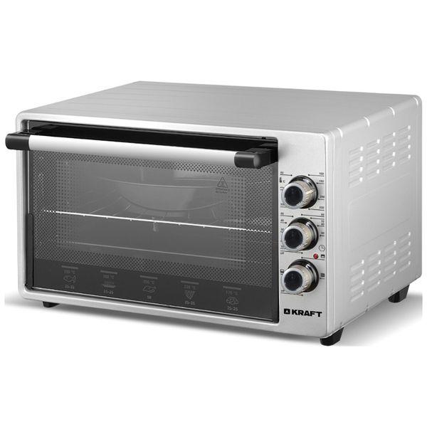Мини-печь Kraft KF-MO3201 Grey