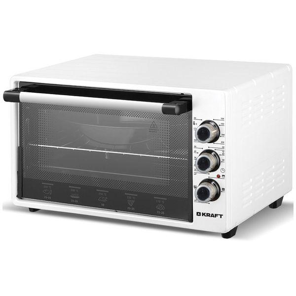 Мини-печь Kraft KF-MO3201 White