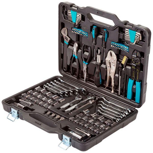 Набор ручного инструмента Bort BTK-123 фото