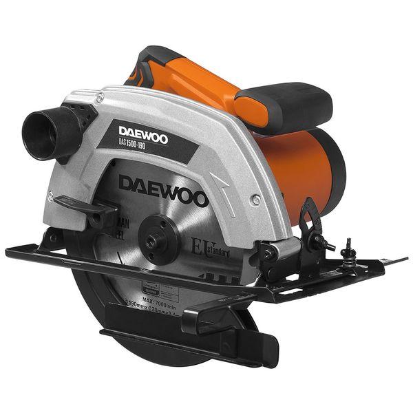 Электропила циркулярная Daewoo DAS 1500-190