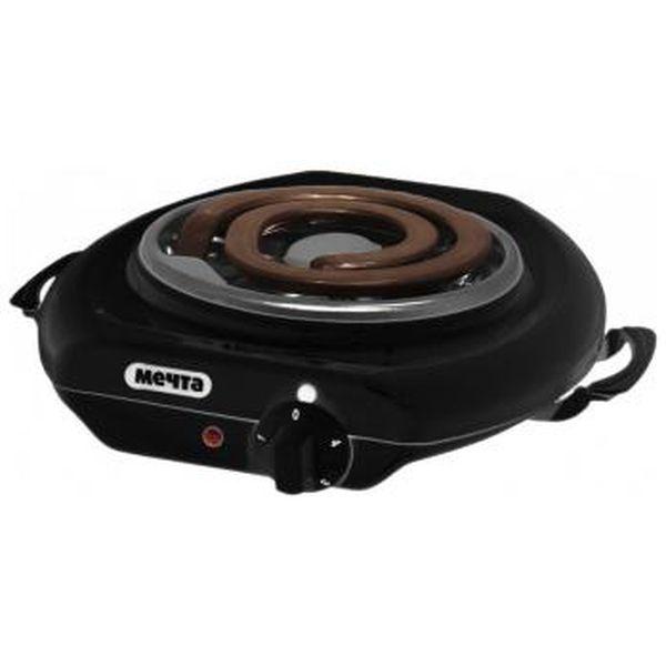 Настольная электрическая плита Мечта — 112Т ЭПТ Black