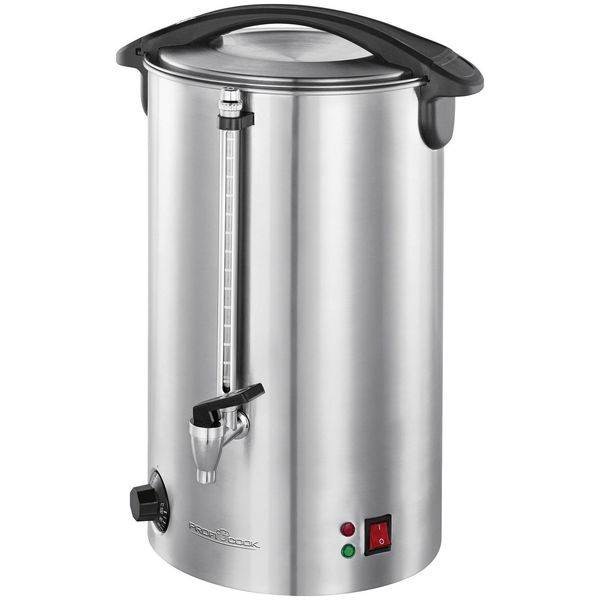 Термопот Profi Cook PC-HGA 1111 Inox фото