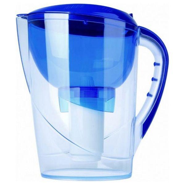 Фильтр для очистки воды Гейзер Корус 3,7л синий (62037)