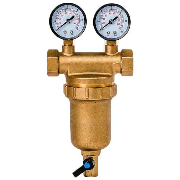 Фильтр для очистки воды Гейзер Бастион 7508145201 3/4'' (32685)