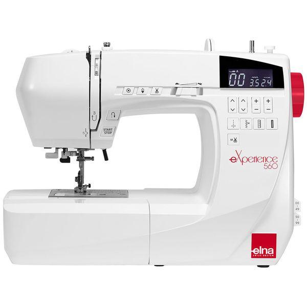 Швейная машина Elna eXperience 560 фото