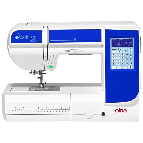 Швейная машина Elna eXperience 680