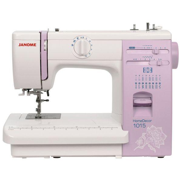 Швейная машина Janome HomeDecor 1015 фото