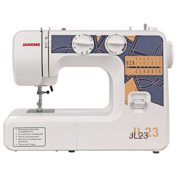 Швейная машина Janome — JL23
