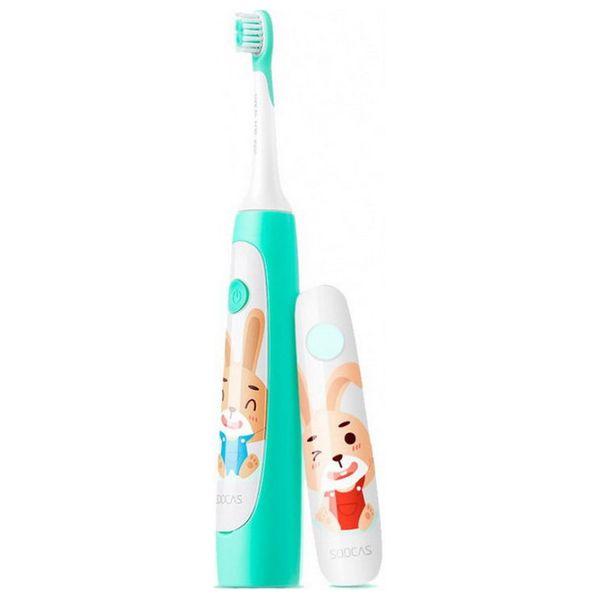 Электрическая зубная щетка Soocas C1 Green