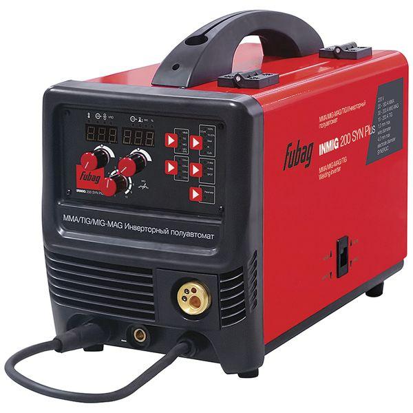 Сварочный аппарат Fubag INMIG 200 SYN Plus (38644.1)