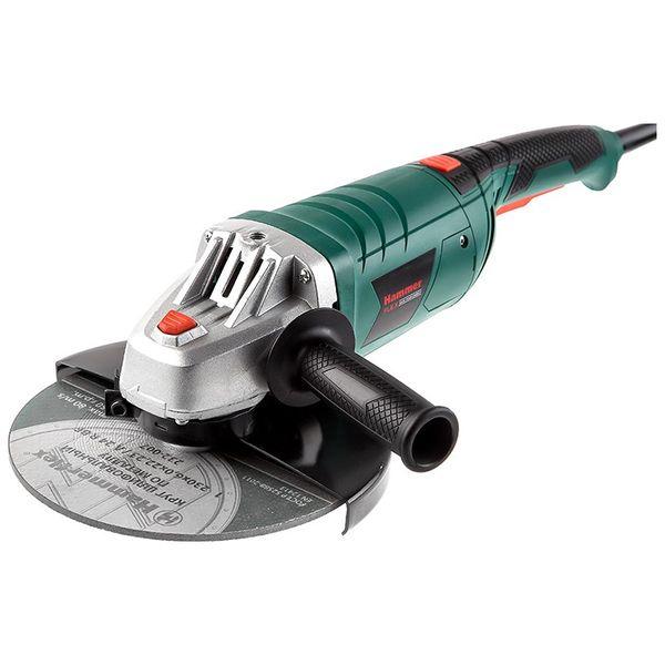 Угловая шлифовальная машина Hammer Flex USM2400D (159-037)