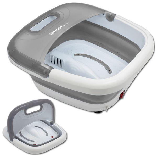 Массажная ванночка для ног FIRST FA-8116-2 Grey