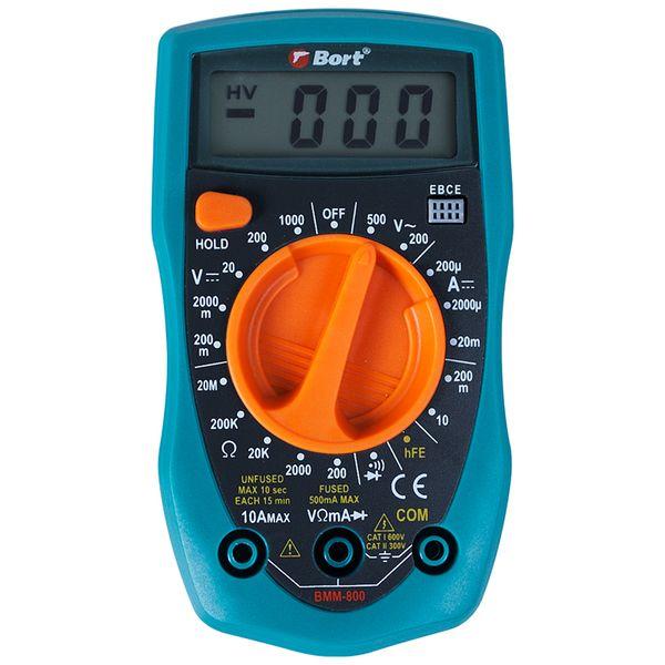 Мультиметр Bort BMM-800 (91271150) фото
