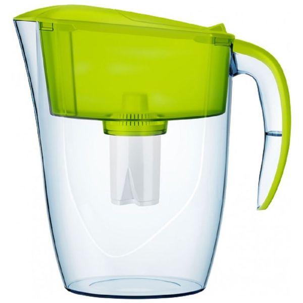 Фильтр для очистки воды Аквафор Реал Р152В15 F салатовый