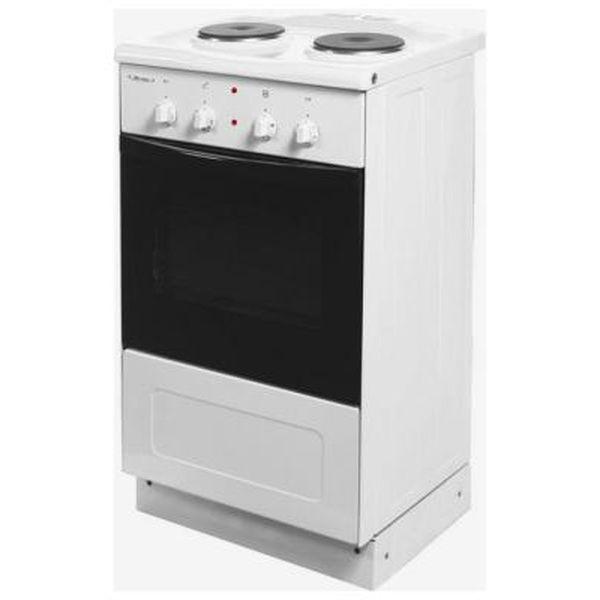 Электрическая плита 50-55 см Мечта 251Ч White