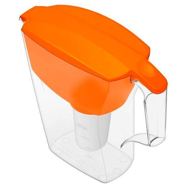 Фильтр для очистки воды Аквафор Арт с В100-5 оранжевый